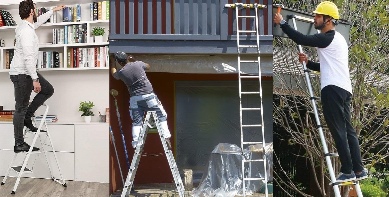 escaleras ikea, escaleras plegable, escalera plegable amazon, escalera de madera ikea,